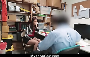 Officer Fucked Teen Thief in Office is behind this reasons  not Go to jail