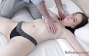 WIfe&#039_s knack to SEX ADDICT HUSBAND is Bambi Black