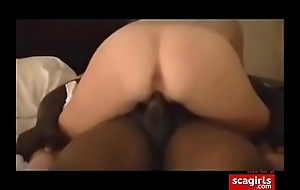 Husband record wife with black man