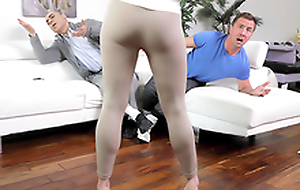 Help Me Out - Naked MILF Cory Chase In the porn scene