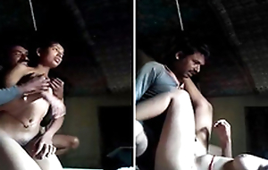 Beautiful mallu wife sensual blowjob