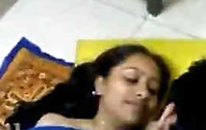 Beautiful south Indian having sex filmed boyfriend