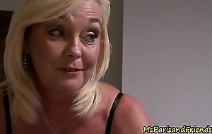 "Mommy/Son Taboo Tales ""_Don'_t Blackmail &_ Jerk Off""_"